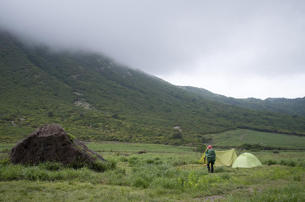 ★この夏は、山で夜を明かしてみませんか?