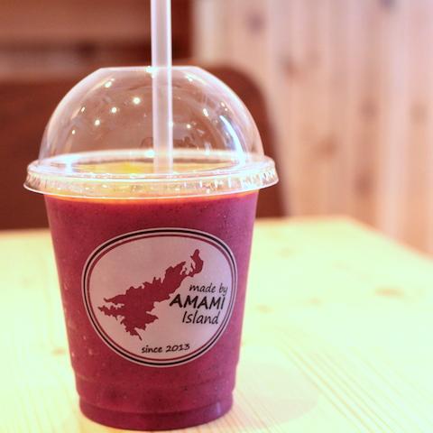 奄美大島の魅力がぐっと詰まっている。『ヘルシーアイランドカフェ』