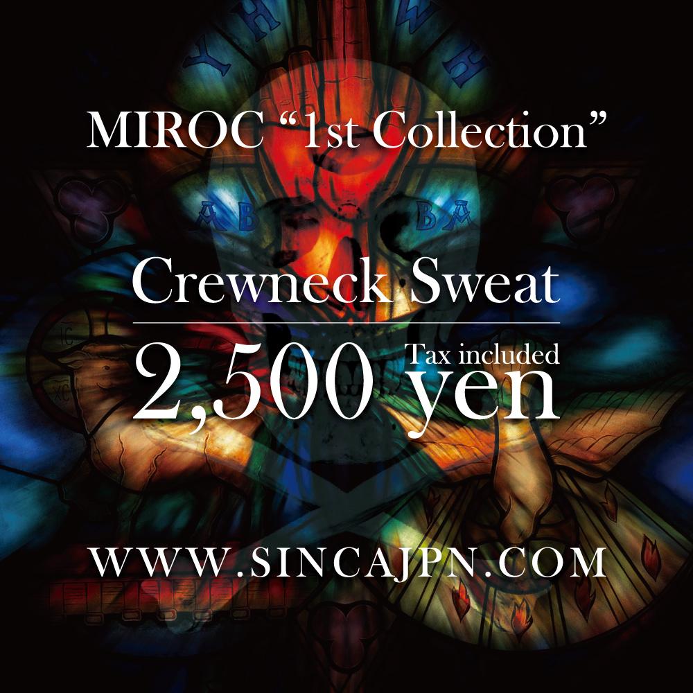 税込2500円。 #miroc
