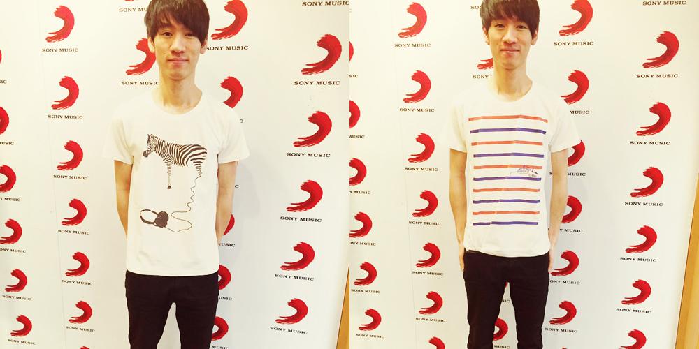 台湾のミュージシャン柯智棠さん(Sony Music)