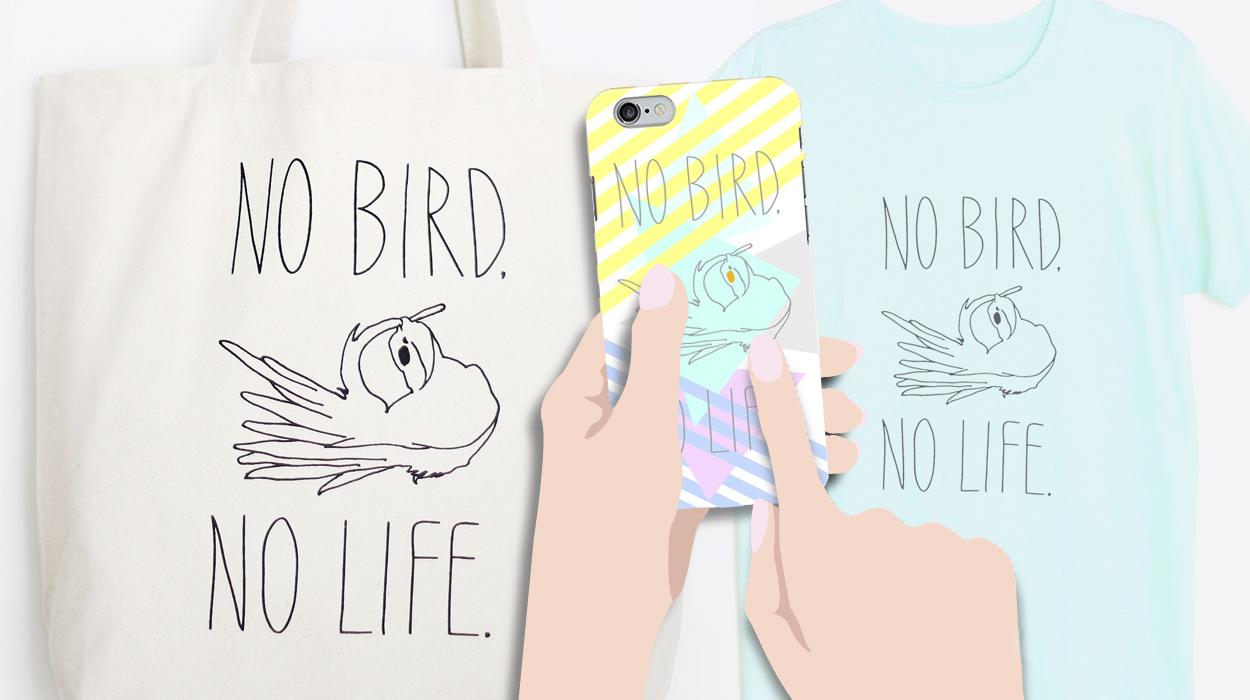傷ついた小鳥たちへの支援を継続するためにできること。