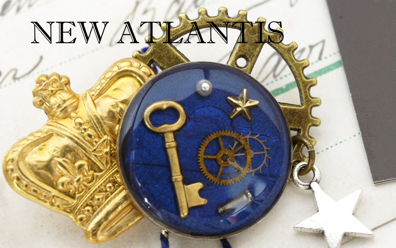 NEW ATLANTIS ニューアトランティス