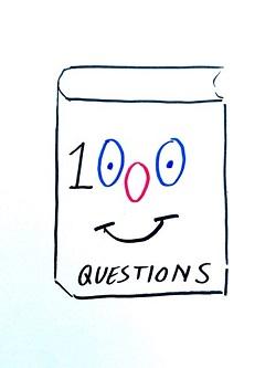 ■人が1000ページまで読める質問集をつくろう!