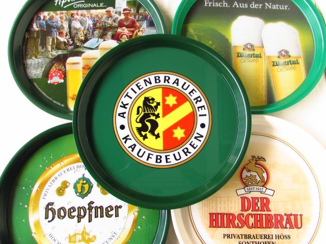 ドイツのビール会社・バールトレーアップしました。
