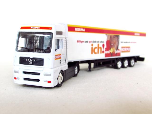 ミニカー・トラック ドイツの飲料メーカー