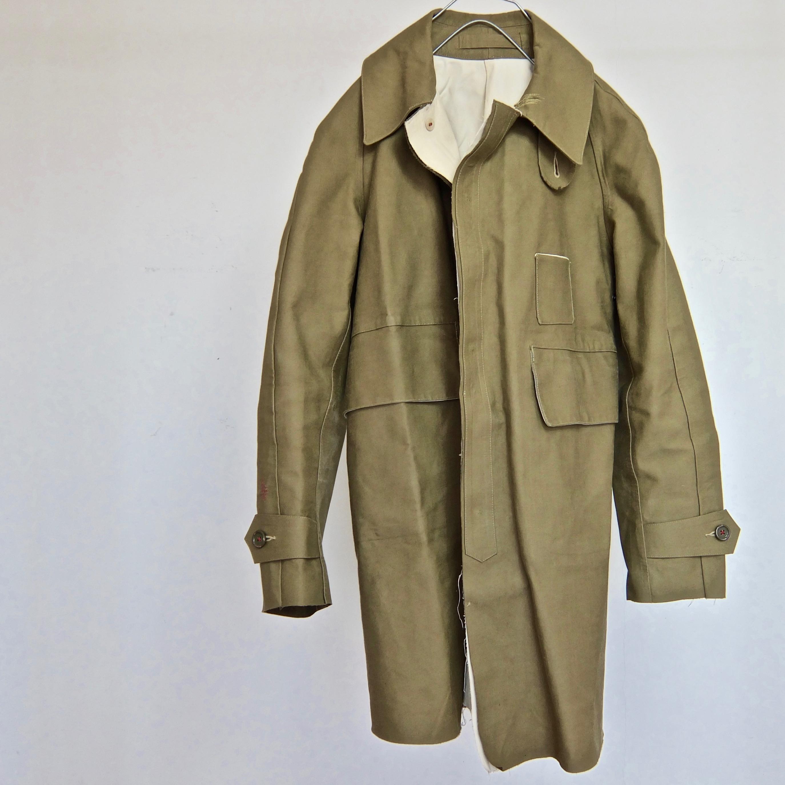 ポールハーデンにも似合うかな 1940-1950 オーストラリアアーミーMACコート−1