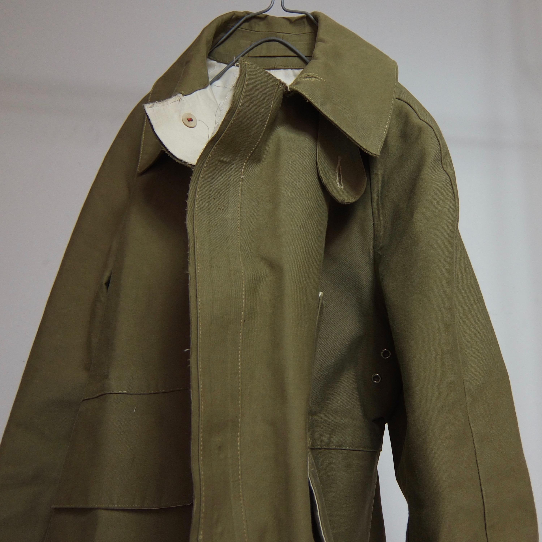 ポールハーデンにも似合うかな 1940-1950 オーストラリアアーミーMACコート-2