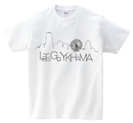 Let's go YKHAMATシャツ買ってね!!
