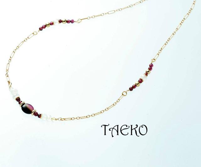 恋も仕事もすべてうまくいく☆「Taeko model」アクセで今年は絶対開運する♪