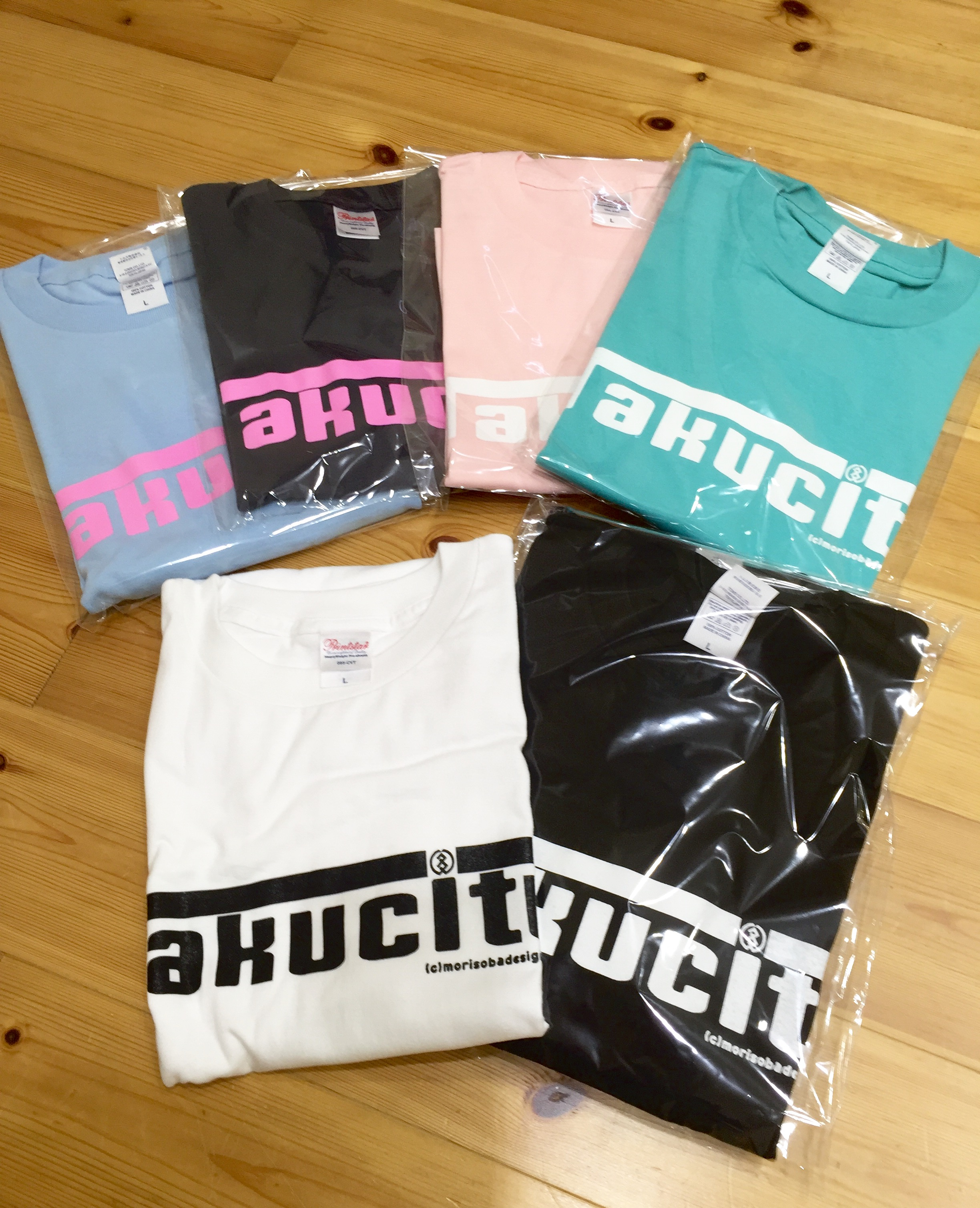 早速、『Takucity』Tシャツを御注文頂きました。ありがとうございます!