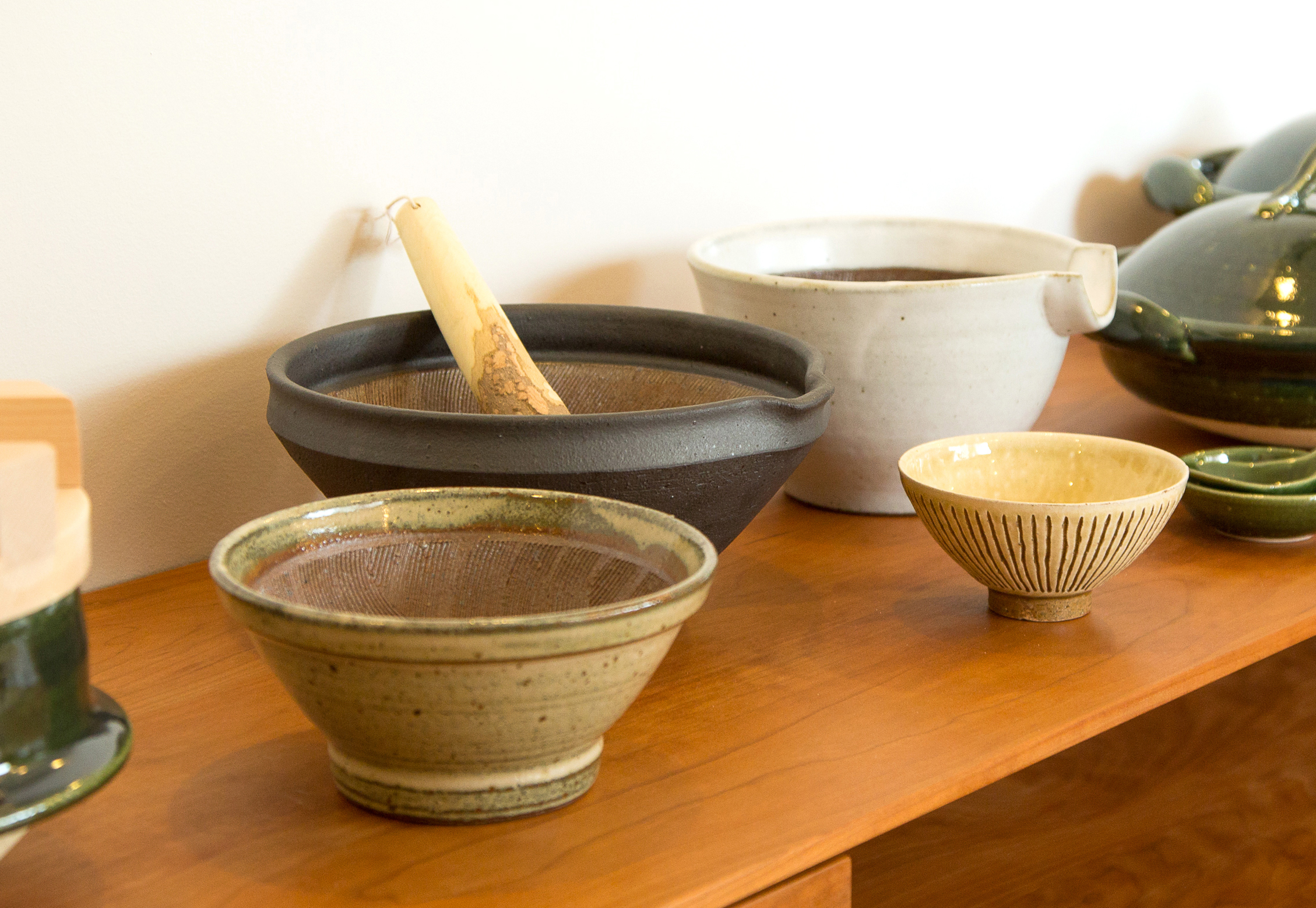 日本の伝統工芸道具「すり鉢」が食卓を変える! 多治見「山只華陶苑」加藤智也さんのすり鉢