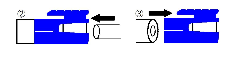 クレパスホルダーの替芯『クレパスマーカー特注色』のご紹介です