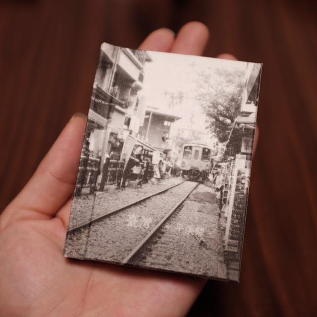 白黒手焼き豆写真集 『台湾 平渓線』を追加しました☆