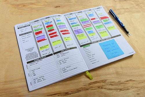 来年の手帳はもう決めた?「パッションプランナー」で夢を叶えよう!