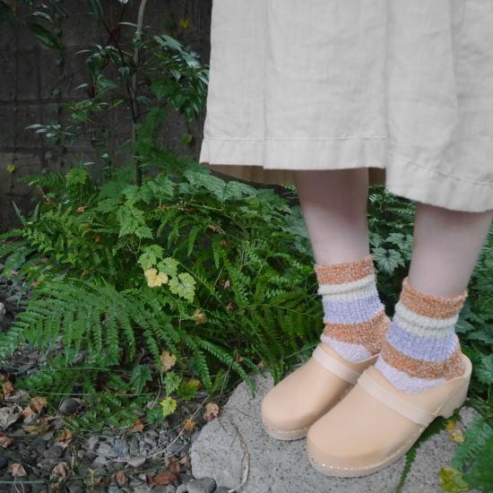 春が訪れたら木靴を履いてお出かけシーズン