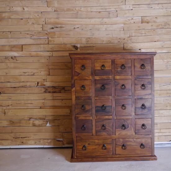 インド・シーシャムウッドの家具の魅力