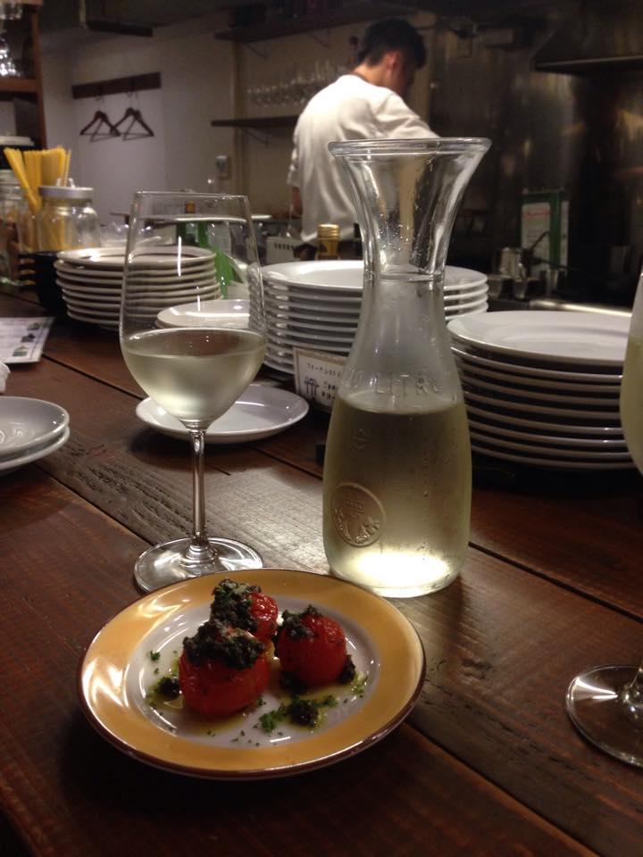 東京トマト レシピ1
