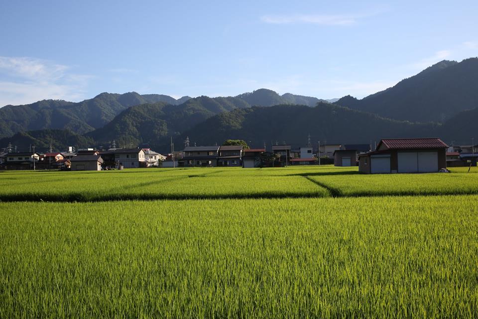 飛騨の土地の豊かさ