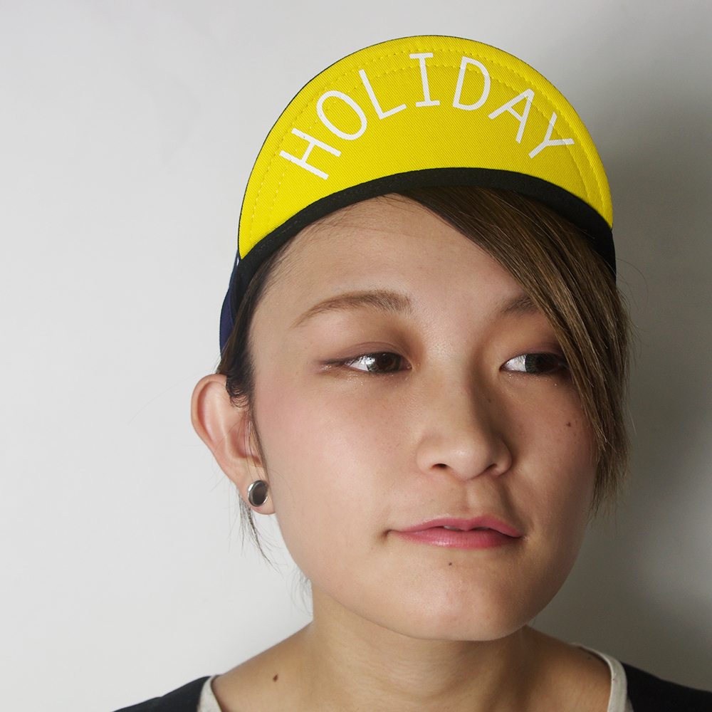 HLDY×TOANL ORIGINAL CYCLE CAP