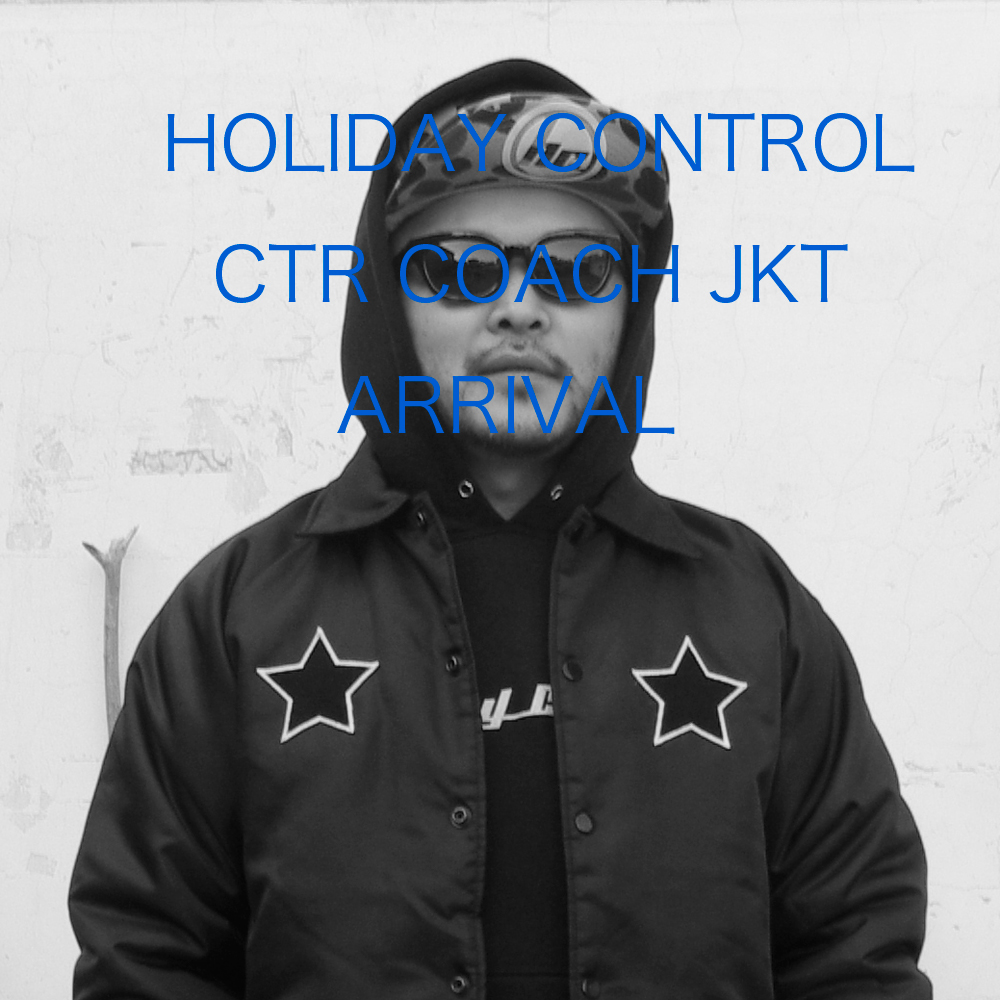 HOLIDAY CONTROL CTR RACING COACH JKT
