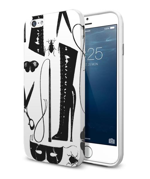CRACK オリジナル iphone COVER