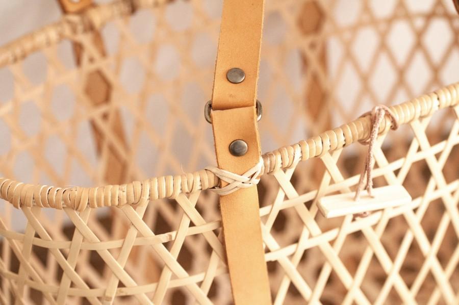 『有製咲処 竹かごセレクト展 -西本有と若手作家の竹製品-』