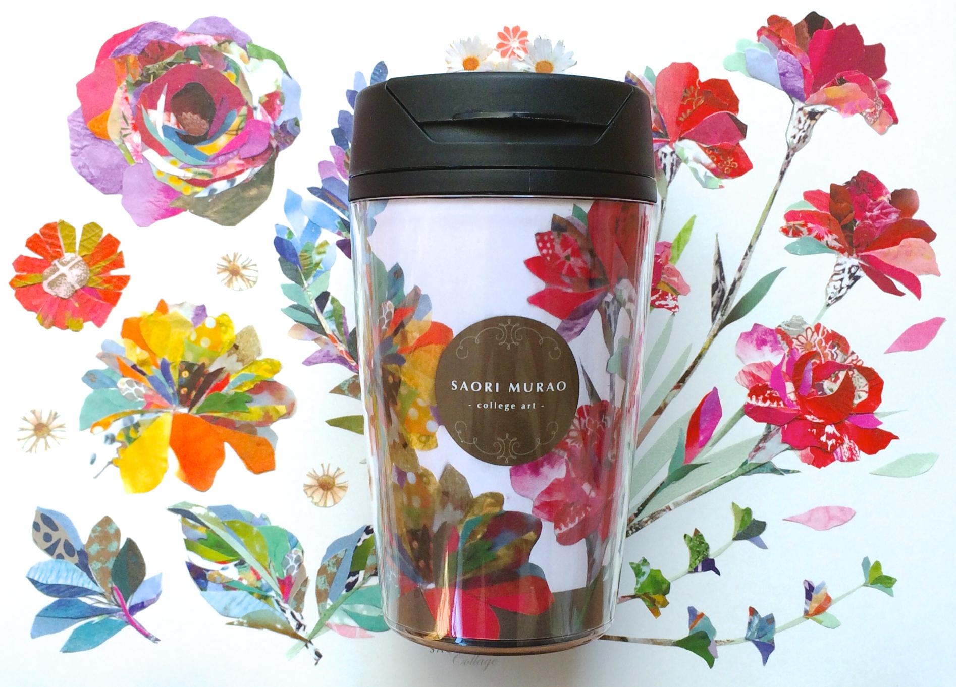 """あの有名な缶コーヒから生まれたタンブラー """"Blossom"""""""