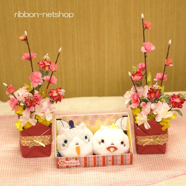 【ひな祭り】桃の節句にかわいいお花を♪