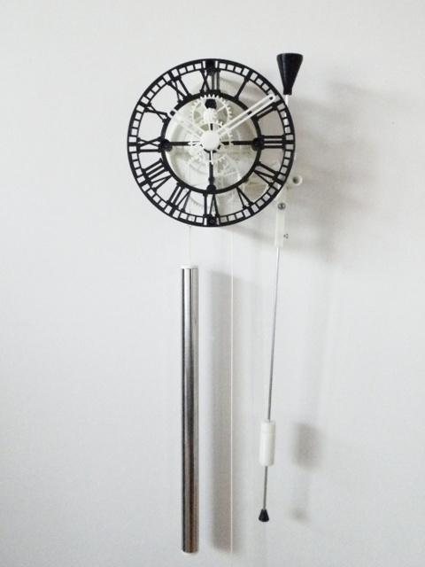 振り子時計09W