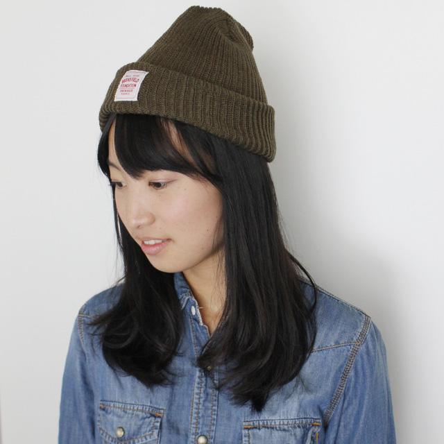 秋冬先取りあったかニット帽♪
