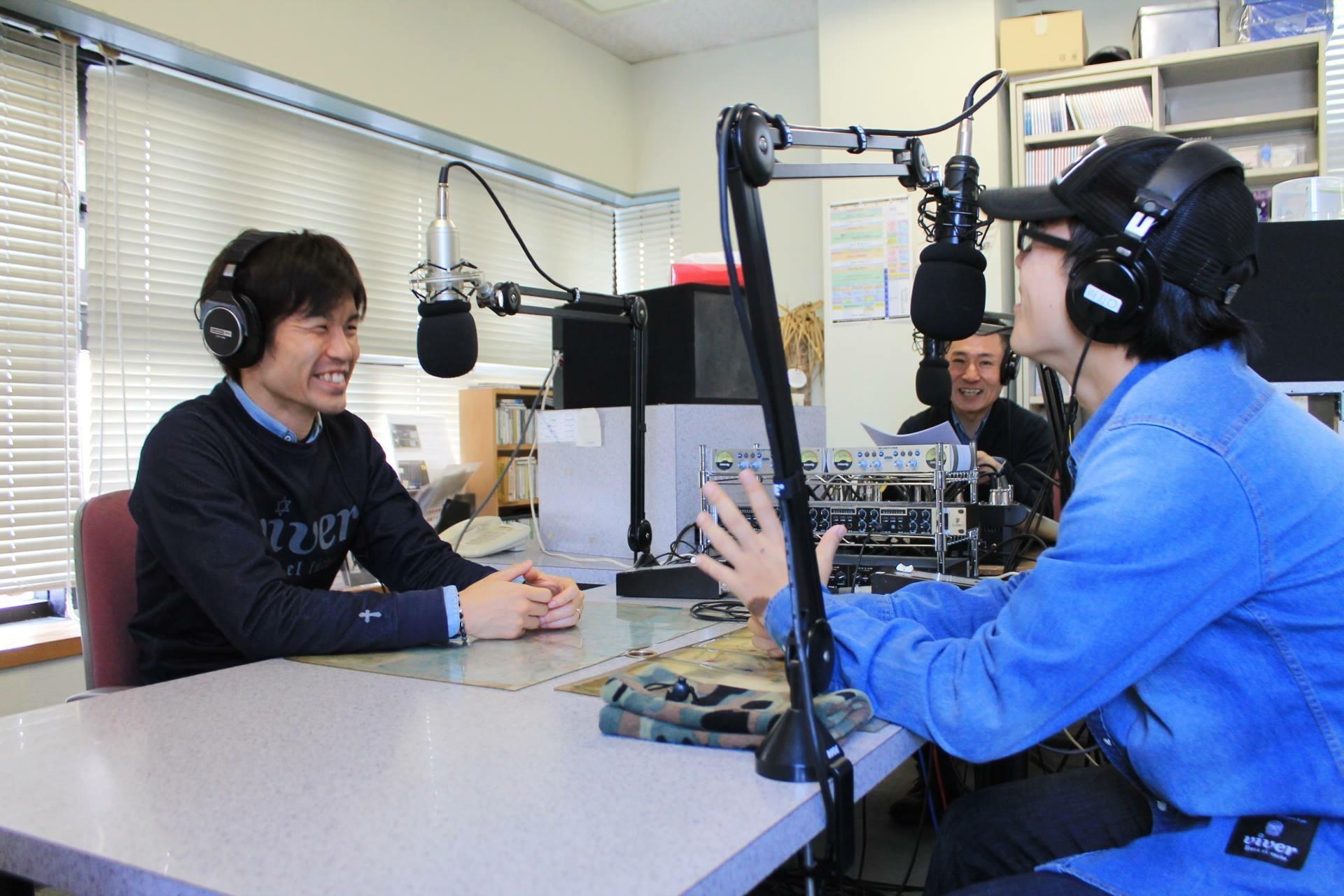 鎌倉FM「MCおんのおん☆しつ」