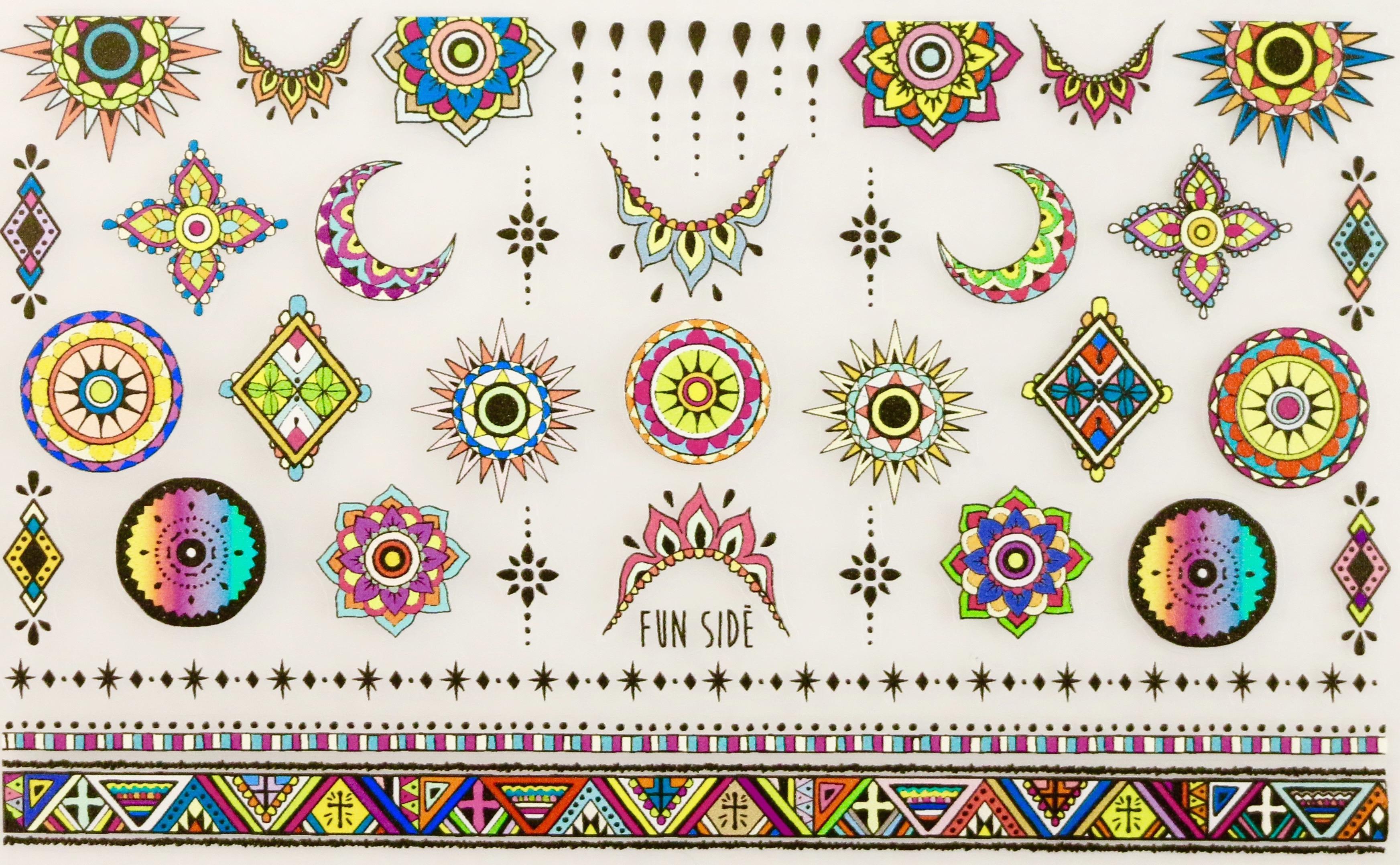Mehdi design Black/White/color