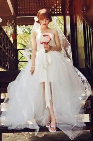 リゾート婚にみんなのドレスをおすすめ!