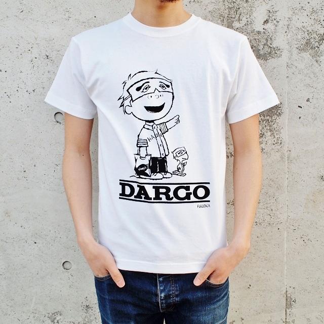 ※予約【DARGO/ダーゴ】Fukuoka City T-shirt (4color)
