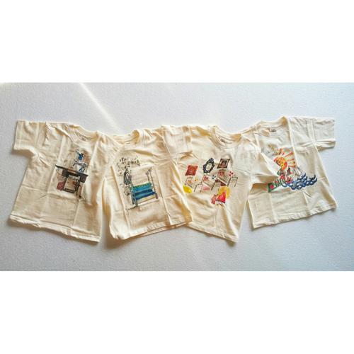 おとぎの国のTシャツ