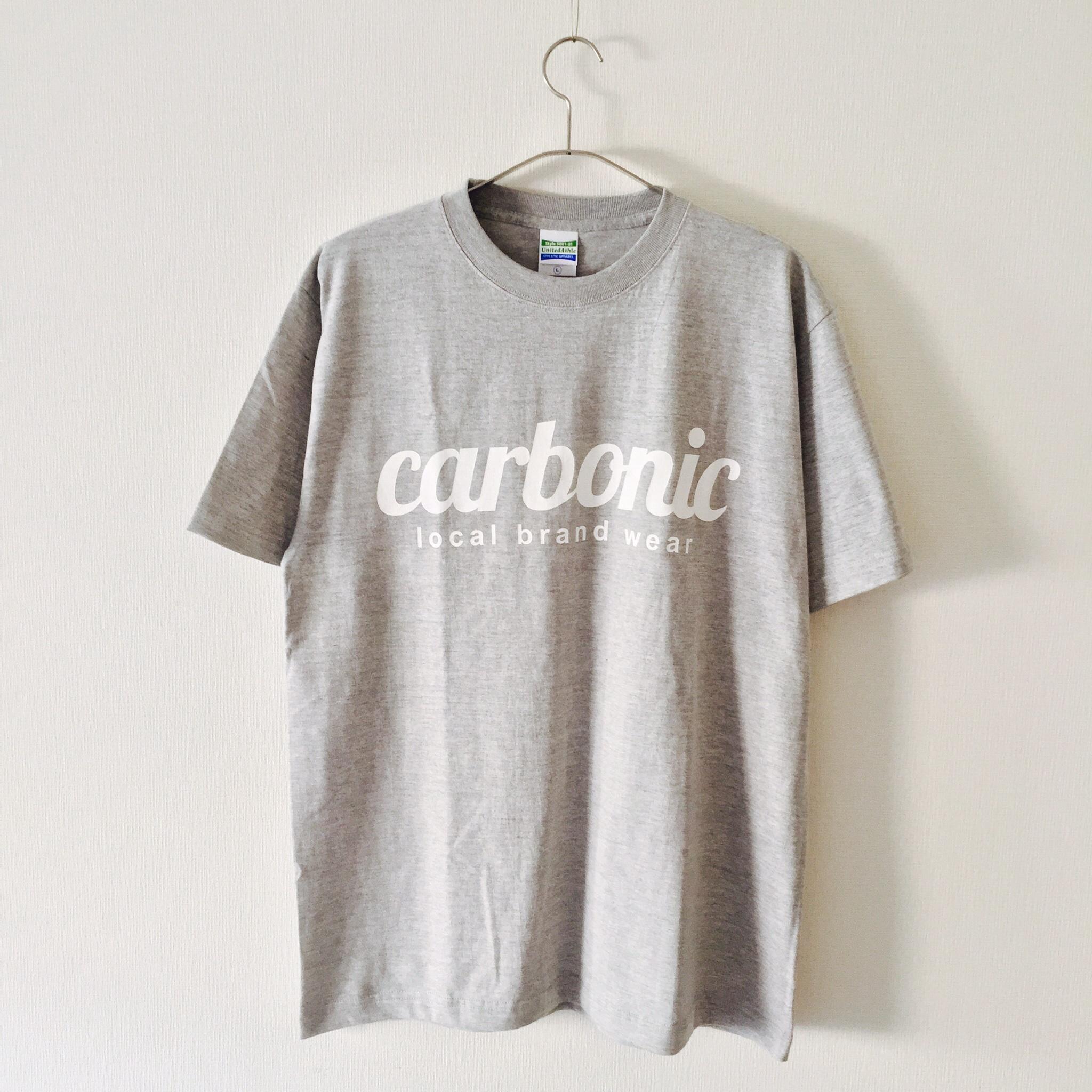 carbonic STD S/S 入荷