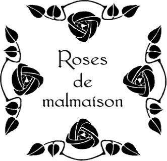 バラの香りと化粧品のローズドマルメゾン