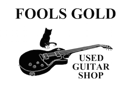 how to play fools gold on guitar